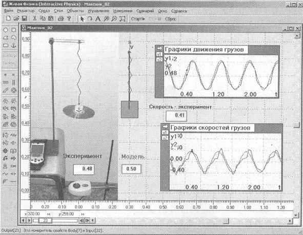 Программа Моделирование Физика
